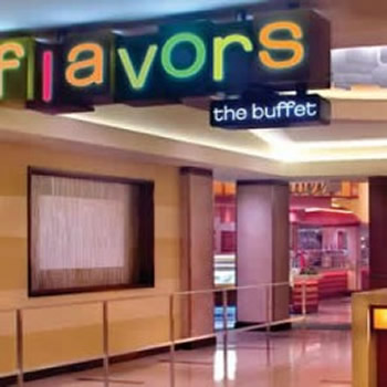 Flavors the Buffet